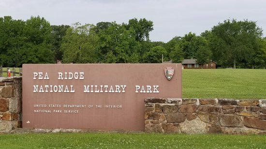 Garfield, AR: Pea Ridge National Military Park