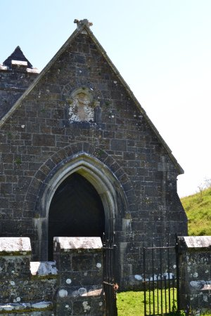 Fore Abbey: We were able to tour this interesting chapel