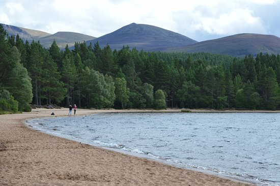 Aviemore, UK: Nice Stretch of Sand