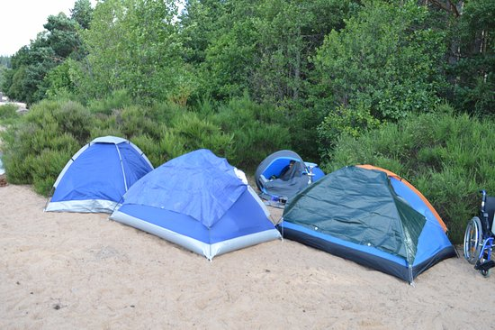 Aviemore, UK: Do not forget Tents with you.