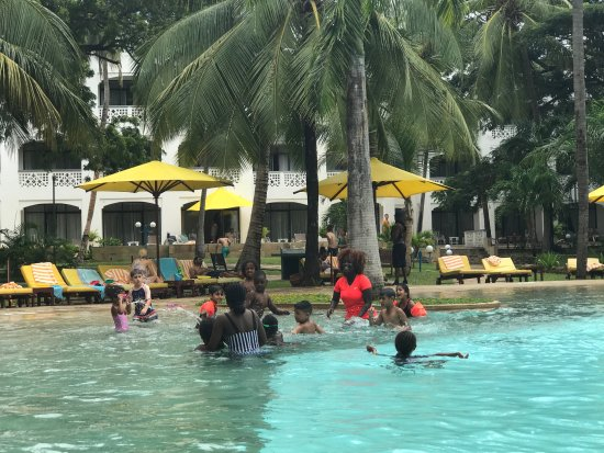 Sarova Whitesands Beach Resort & Spa: Kids pool