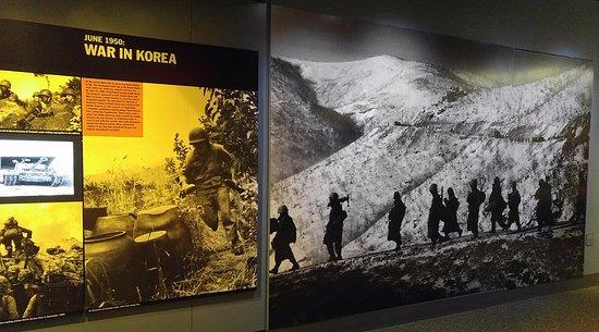 Independence, MO: war in korea