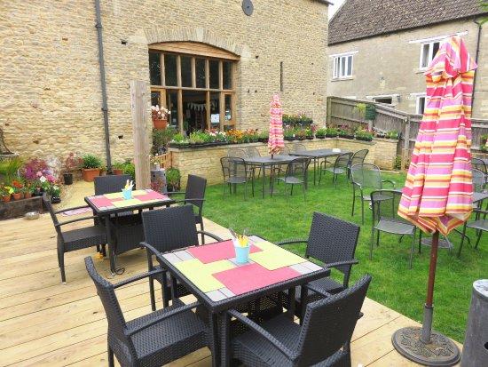 The Old Barn Tea Rooms Wadenhoe
