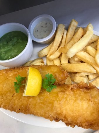 Monmouth, UK: Aslan's Fish And Chips