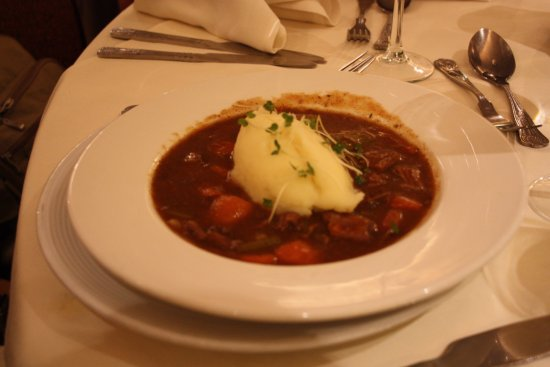 Dooley's Hotel Waterford: Traditional Irish Stew