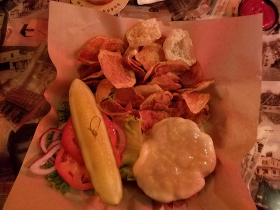 Hancock, MD: Burger