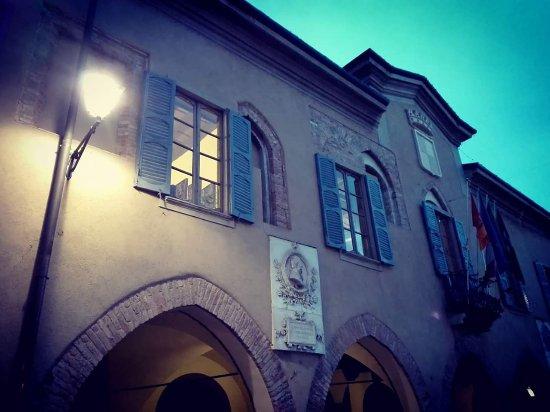 Caravaggio, Италия: Palazzo Gallavresi