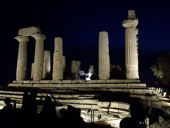 阿克里真托考古區照片