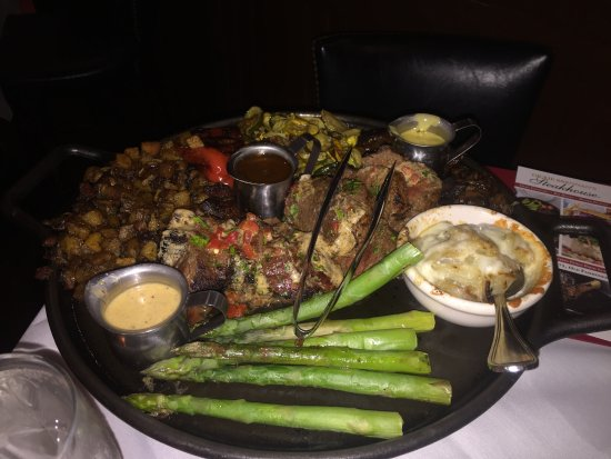 Dickie Brennan's Steakhouse: Chateaubriand - fabulous