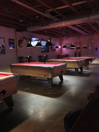 Attrayant Montford Billiards