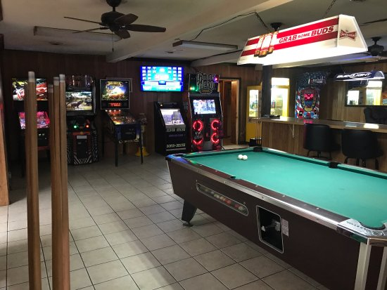 Photojpg Picture Of Taylors Stateline Travel Center And Longhorn - Travel pool table