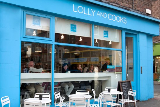 Lolly and cooks dublin restaurant avis num ro de for Appart city dublin