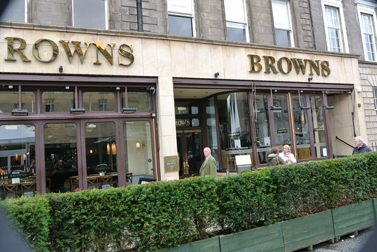 restaurants in edinburgh scotland
