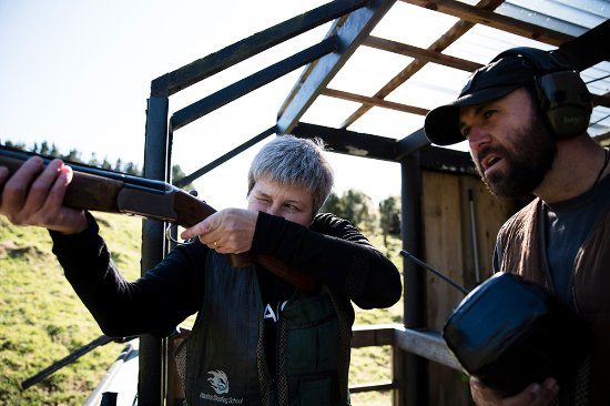 Tauranga, Nueva Zelanda: Get more out of your shooting with our experienced instructors