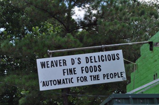 Weaver D's: Automatic, always