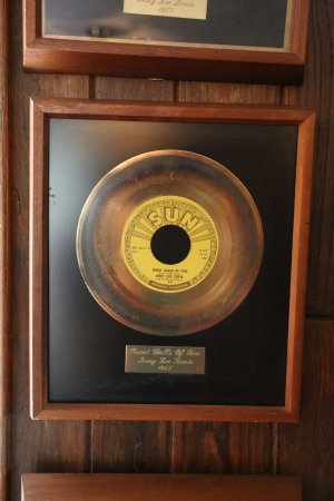 Nesbit, MS: Gold Records on the Wall :)