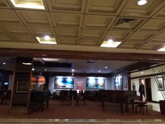 Swissotel Quito: Recepción