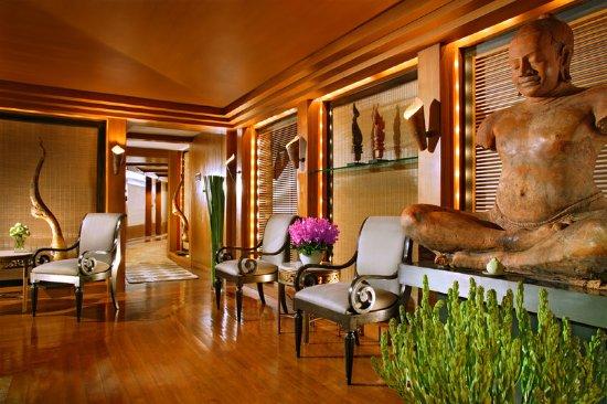 โรงแรมเชอราตัน แกรนด์ สุขุมวิท: The Grande Spa