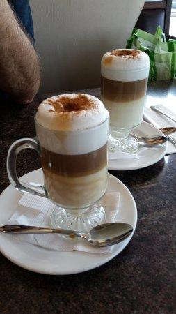 Mamaroneck, Estado de Nueva York: Cappuccino