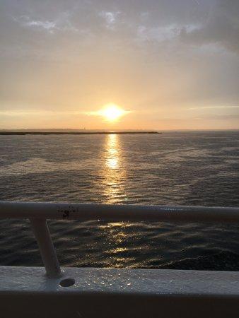 Μπόφορτ, Βόρεια Καρολίνα: View from our Sunset Dinner Cruise on the Crystal Coast Lady out of Beaufort, NC.