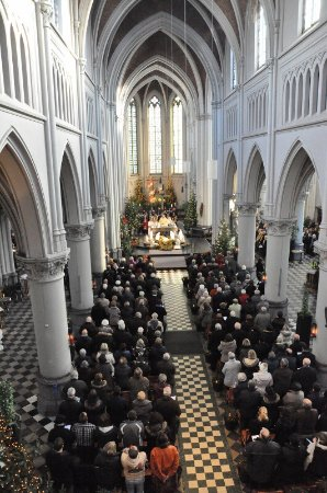 Jette, Belgia: Sint-Pieterskerk