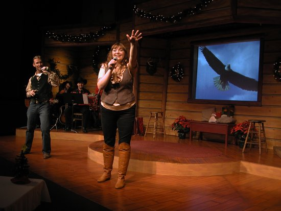 St. Croix Off Broadway Dinner Theatre: Back Home Again: A John Denver Christmas