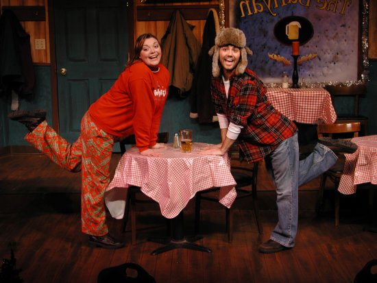St. Croix Off Broadway Dinner Theatre: A Don't Hug Me Christmas Carol