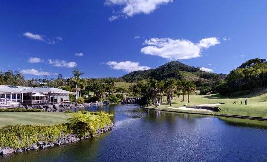 Pacific Bay Resort Golf Course