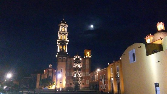 Puebla, Mexico: iglesia