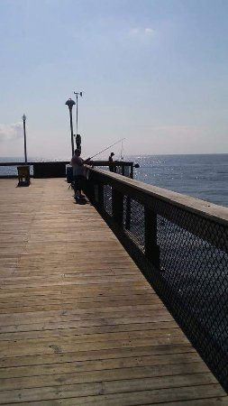 Oceanic fishing pier ocean city md updated 2018 all for Maryland fishing piers