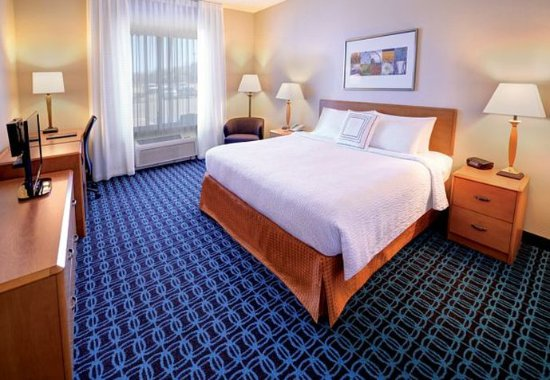 Weston, WI: King Guest Room