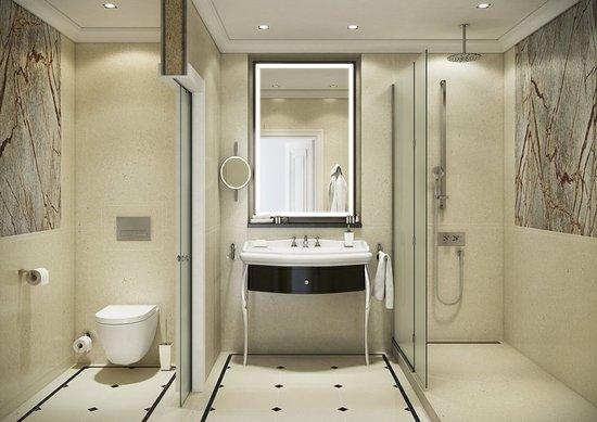 Excelsior Hotel Ernst: Grand Superior Bathroom