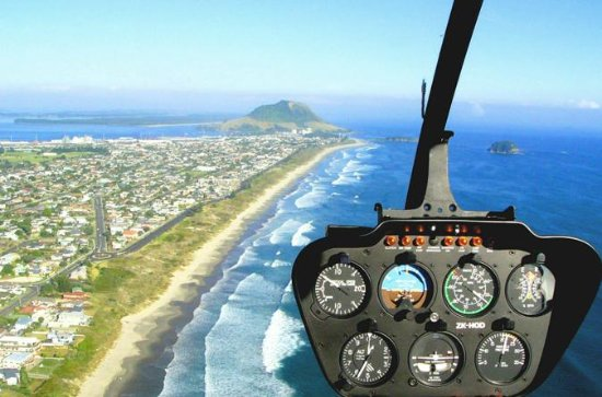 Tauranga Helicopter Flight Around the...