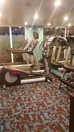 Fairfield Inn Salt Lake City Draper: workout room