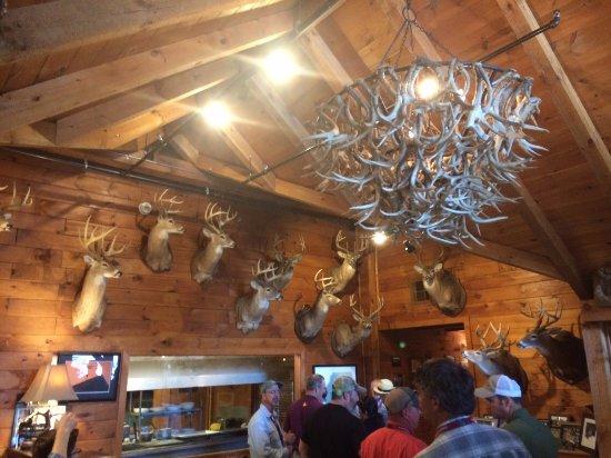 Merigold, Миссисипи: Foyer decorations
