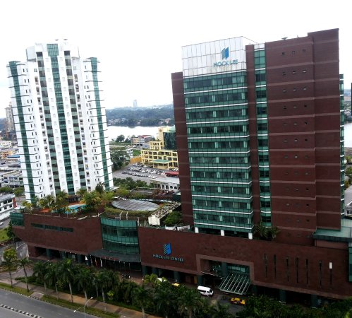 M Hotels Building Hock Lee Centre Tower A B