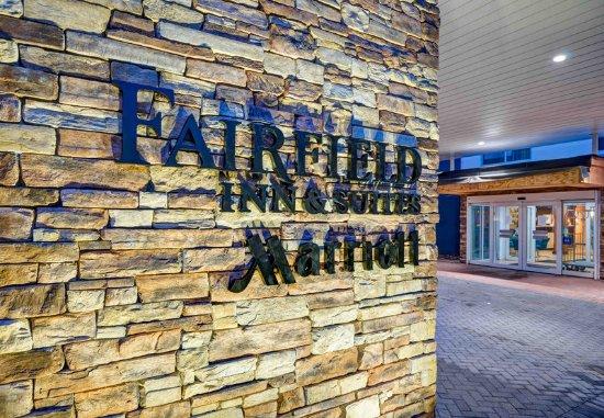 Fairfield Inn & Suites Christiansburg: Entrance