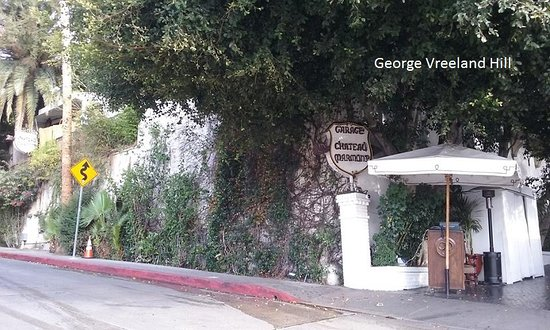 The Chateau Marmont.