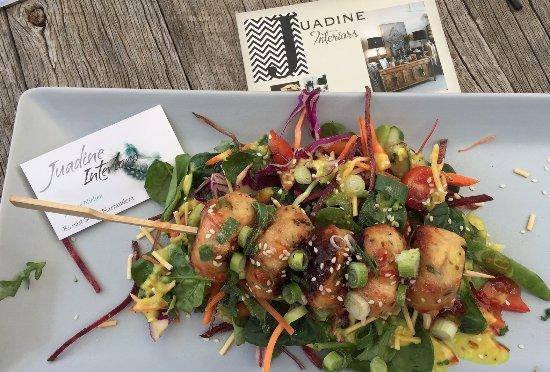Narrandera, أستراليا: Thai Chicken Skewers