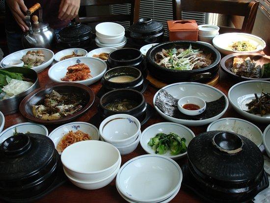 Icheon, South Korea: Hanjeongshik