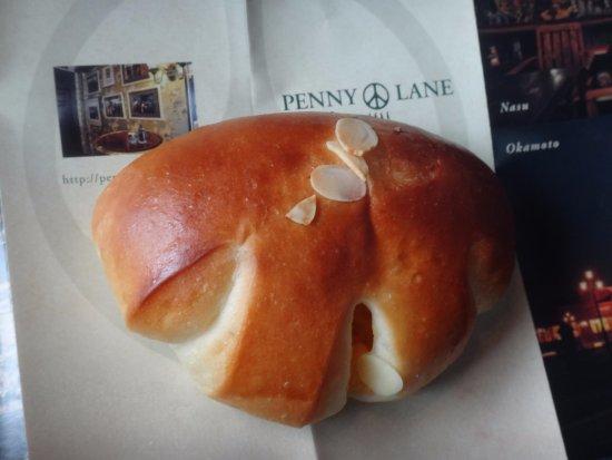 Bakery Cafe Penny Lane Nasuhonten: クリームパン