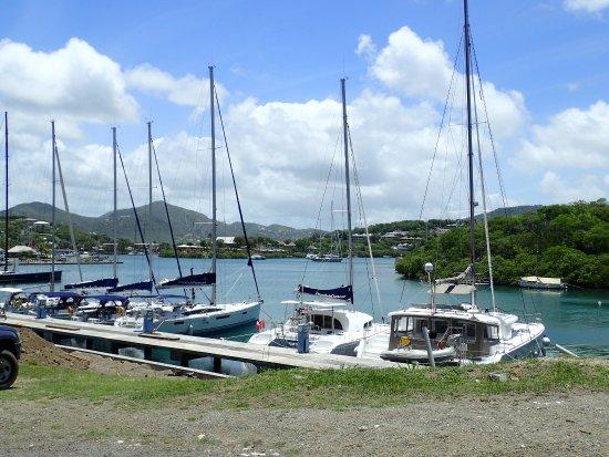 English Harbour, Antigua: Nelson's Dockyard