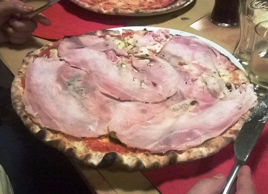 Canizzano, Italia: Pizzeria Boopty