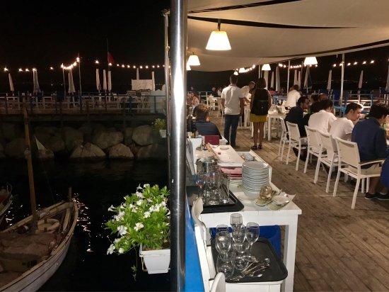 Ristorante bagni sant anna picture of ristorante bagni sant anna sorrento tripadvisor - Bagni sant anna sorrento ...