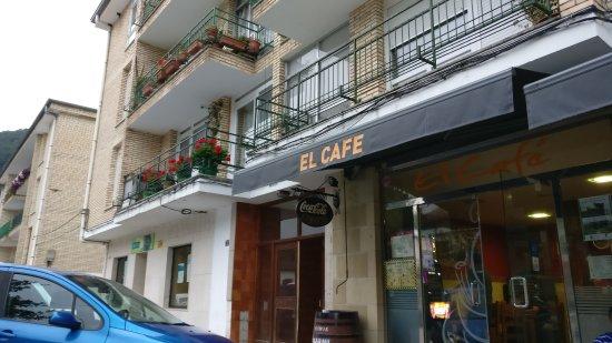 Entrada Al Establecimiento Fotografia De Restaurante El Cafe
