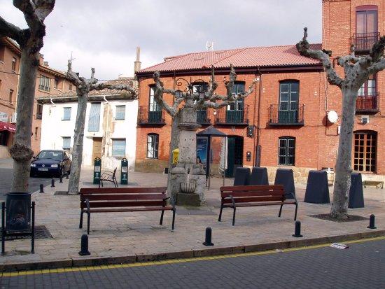 Herrera de Pisuerga, Spanyol: La Placilla