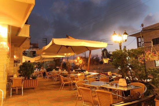 Hammana, Libanon: Our Terrasse