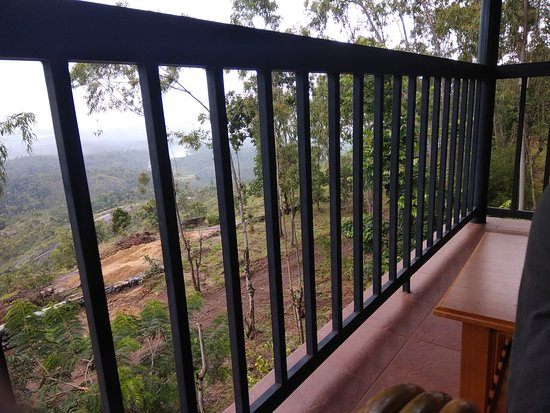 Close to nature on hill top...probably the highest property in wayanad