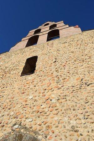 Église Saint Assiscle et Sainte Victoire, Trouillas (Pyrénées-Orientales, Occitanie), France.