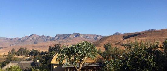 Montusi Mountain Lodge: View